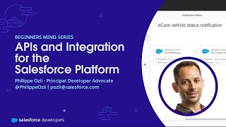 APIs and Integration for the Salesforce Platform