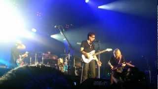 preview picture of video 'Live G3 2012 Guitares En Scène -You Realy Got Me.mp4'
