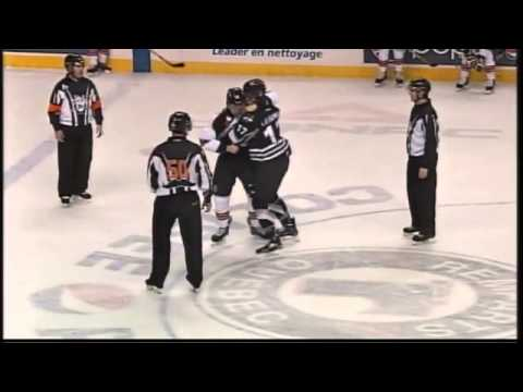 Alexander McQuaid vs. Hunter Leishman