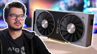 Reviewing the RTX 2060 while SICK