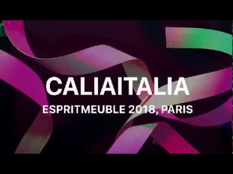 CALIA Italia - Esprit Meuble Paris 2018