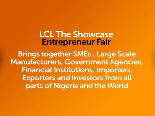 The Showcase Entrepreneurs' Fair 2017