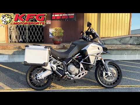 2017 Ducati Multistrada 1200 S in Auburn, Washington - Video 1