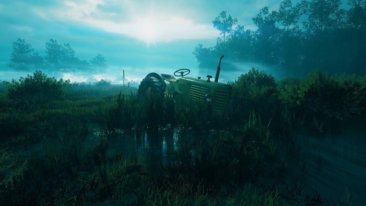 CRYENGINE - Swamp (Speed art)