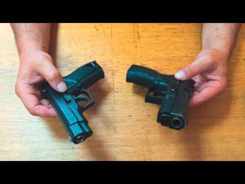 Пистолет Гроза 021 Без лицензии