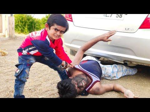 छोटू दादा स्वेटर वाला | CHOTU DADA SWEATER WALA | Khandesh Hindi Comedy | Chotu Comedy Video
