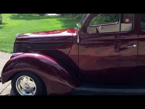 Video of '38 5-Window Coupe - LS3G