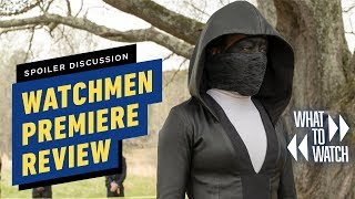HBO's Watchmen Season 1 Premiere Review Discussion (Full Spoilers)
