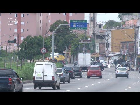 Confira registros da situação da Avenida dos Estados; veja vídeo - Diário do Grande ABC