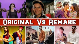 Original Vs Remake #3 | Which You Like The Most ? Bollywood Remake Songs 2020 | Panda Creation