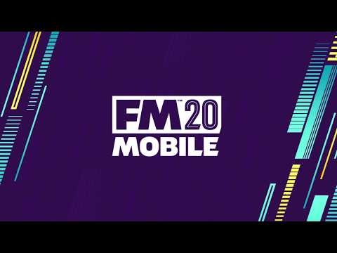 Vidéo Football Manager 2020 Mobile