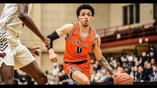Princeton Men's Basketball at Brown 2/28/20