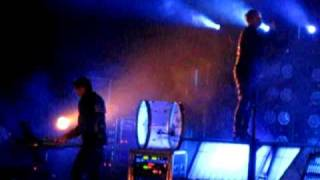 """The Moon-Atomic (...Fragments and Fictions)"" live by Angels and Airwaves in Pompano Beach, Florida"