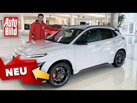 Hyundai Kona N (2021) | So sitzt es sich im neuen Kona N | Sitzprobe mit Peter Fischer