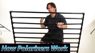 How Polarizers Work | Polarizing Filters Tutorial