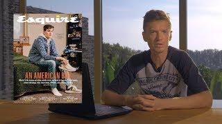 Скандал! Esquire поместил на обложку белого гетеросексуального парня. Важное обьявление на канале