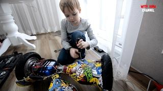 Ремонтируем ГИРОСКУТЕР / HOVERBOARD Repair