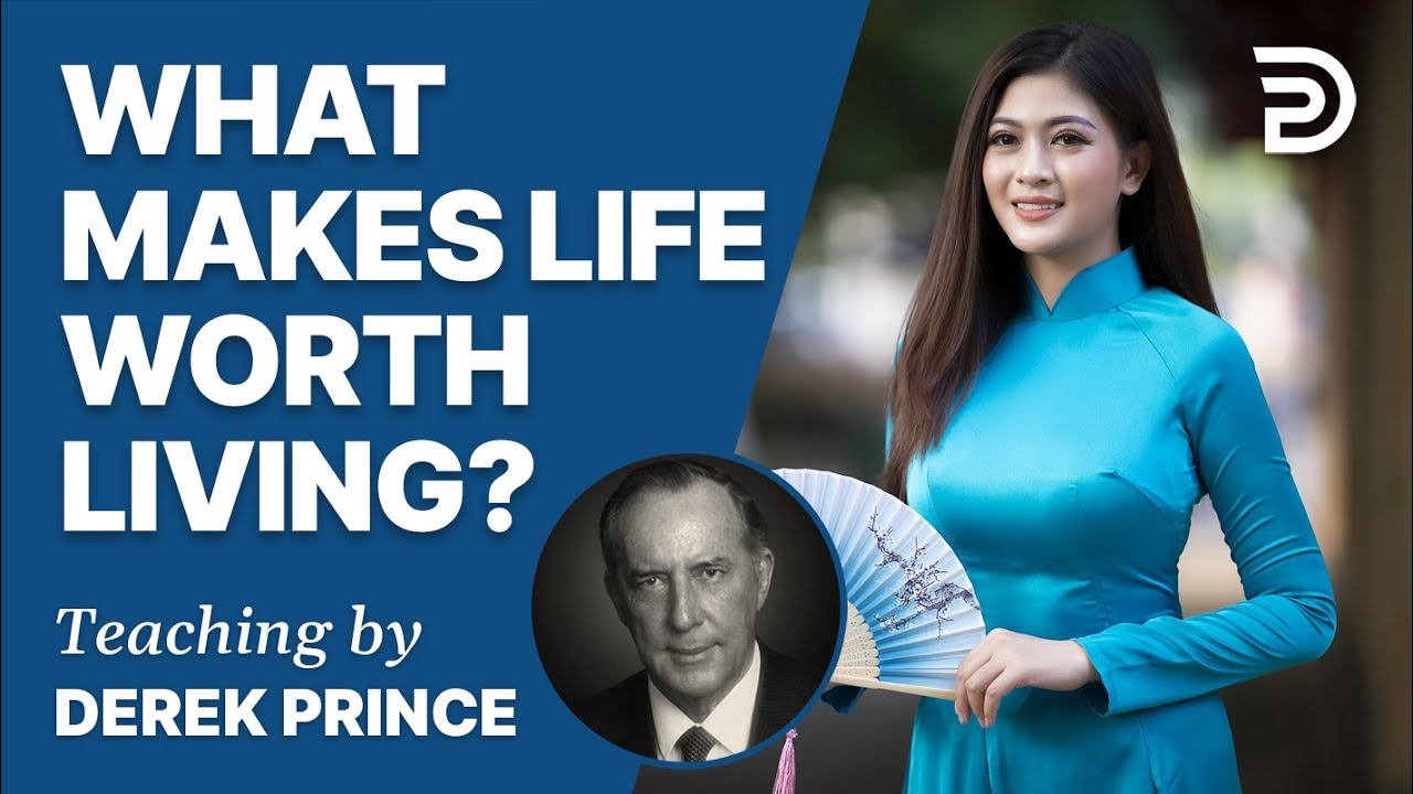 YouTube thumbnail for What Makes Life Worth Living?