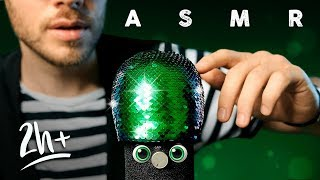 ASMR Epic Blue Yeti XXL Trigger Compilation for Tingles, Sleep & Relaxation [NO TALKING]