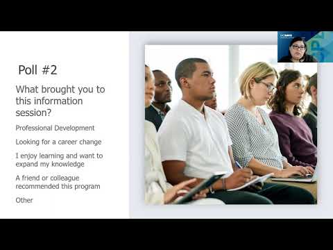 Geographic Information Systems (GIS) Online Information Session ...