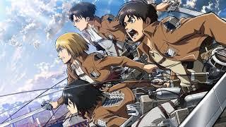 Attack on Titan Season 2 OST   -Barricades-  (Nightcore)