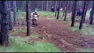 preview picture of video 'Cross Country Aibar3 2012 enduro'