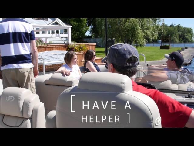 Boating Tips Ontario | Docking | Northstar Marine Insurance