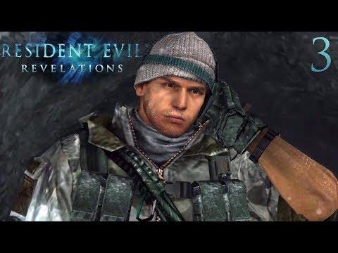 Let's Play (Blind) Resident Evil Revelations Ep.03 Where In The World Is Chris Redfield?