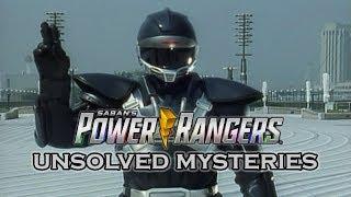 The Phantom Ranger Identity Revealed?! - Power Rangers Unsolved Mysteries