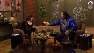 Conversando con Cristina Pacheco - Mago Cristian Crishan