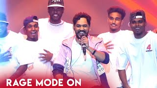 HipHop Aadhi Goes Crazy Mad | Never Before Seen Performance Nan Sirithal