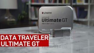Data Traveler Ultimate GT thumb drive