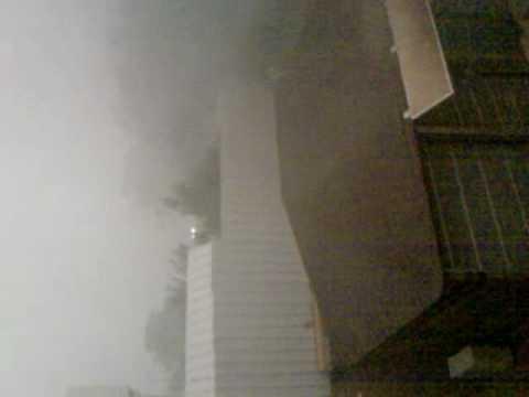 عاصفة و أمطار الرياض الإثنين  19-5- 1431 ||| 3-5-2010