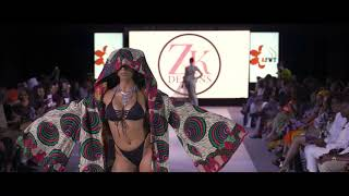 African Fashion Week Toronto 2019 AFWT2019 - Zna K