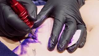 Alan Lott Delivers A Kiki Galaxy Tattoo 4k Vlog