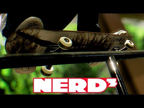 Nerd³ Recommends Session - Basically Skate 4
