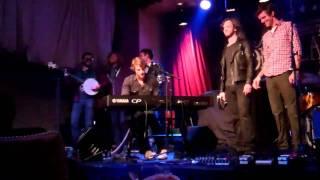 Jon McLaughlin ft. Stephen Kellogg & the Sixers - These Crazy Times - Houston