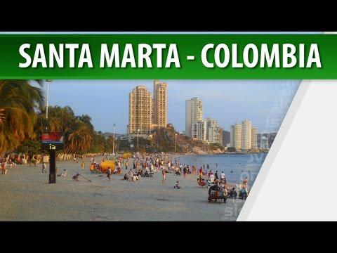 Conoce La Hemosa Santa Marta En Colombia