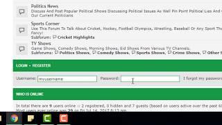 DiscussPK.Com Registration Method | Pakistani Discussion Forum | Let's Discuss Pakistan