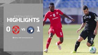 CAF CC | Nkana FC 0 – 1 Pyramids FC