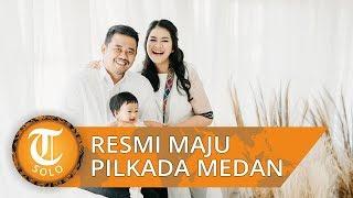 Terjun ke Politik, Menantu Suami Kahiyang Ayu, Bobby Nasution Resmi Daftar Pilkada Medan 2020