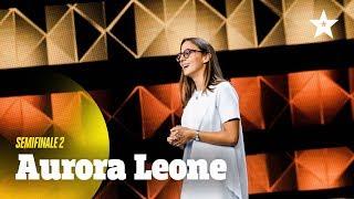 Aurora Leone, Ironia Tutta Da Finale