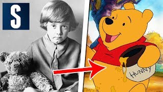 The Messed Up Origins of Winnie the Pooh | Disney Explained - Jon Solo - dooclip.me