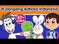 Download Lagu 15 Dongeng bahasa Indonesia - Dongeng anak  Kartun Untuk Anak  Animasi Kartun Bahasa Indonesia Mp3 Free
