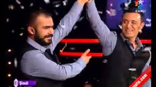 O Ses Türkiyede Zafer Mustafa Bozkurtun - İzle !!!