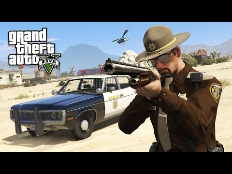 Grand Theft Auto V Walkthrough - GHOST RIDER vs HULK by