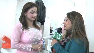 Pakistani Punjabi Stage Drama Dancer Nida Choudhry Interview