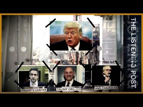 🇺🇸 Donald Trump and the National Enquirer investigation   The Listening Post (Lead)