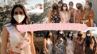 Covid Bride Tips + Grwm For My Bridal Shower!