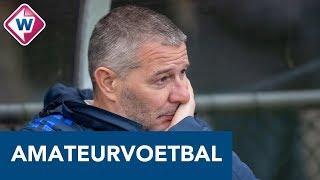Komende week witte rook over toekomst van Katwijk-trainer Jan Zouman - OMROEP WEST SPORT